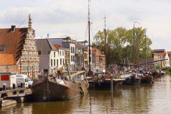 Nulmeting 'Historische maritieme ensembles'